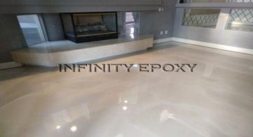 Epoxy Floor Coating Installation In Las Vegas Nv